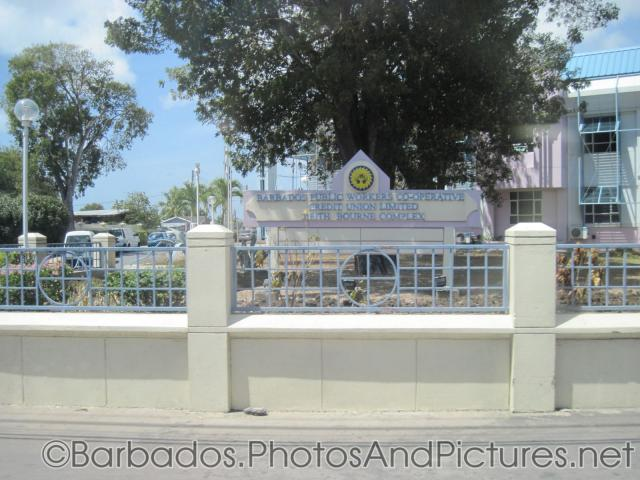 Barbados Public Workers co-Operative Credit Union Limited Keith Bourne Complex in Barbados.jpg