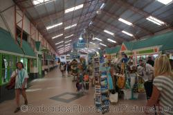 Scene of cruise terminal indoor shopping area in Bridgetown Barbados.jpg