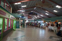 Inside the Cruise Port Terminal in Bridgetown Barbados.jpg