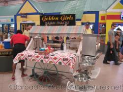 Golden Girls Bajan Snacks in Bridgetown Cruise Terminal in Barbados.jpg