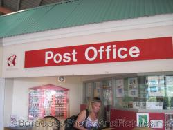 Post Office inside Bridgetown Cruise Terminal in Barbados.jpg