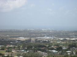 NCL and Carnival cruise ships viewed from Gun Hill Signal Station in Barbados.jpg
