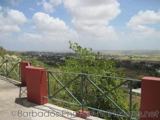 Railing atop of Gun Hill Signal Station in Barbados.jpg