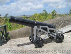 56142 Carrow 1797 Canon at Gun Hill Signal Station in Barbados.jpg