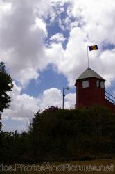 Gun Hill Signal Station in Barbados on a sunny day.jpg