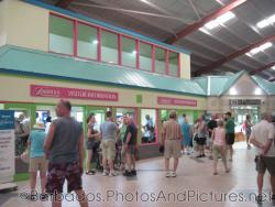 Barbados Visitor Information area at cruise port.jpg