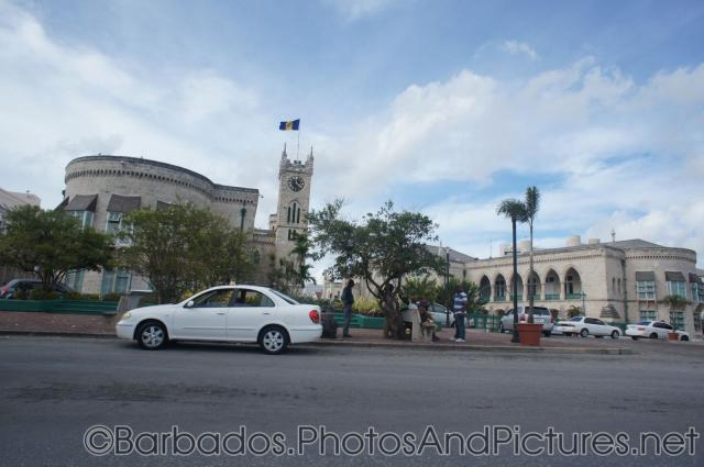 Parliament building in Bridgetown Barbados.jpg